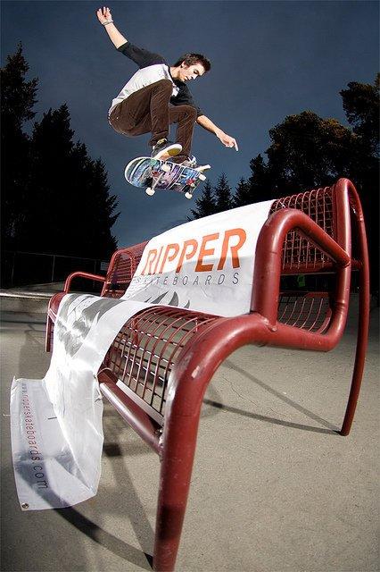 Graeme - Ripper Promo